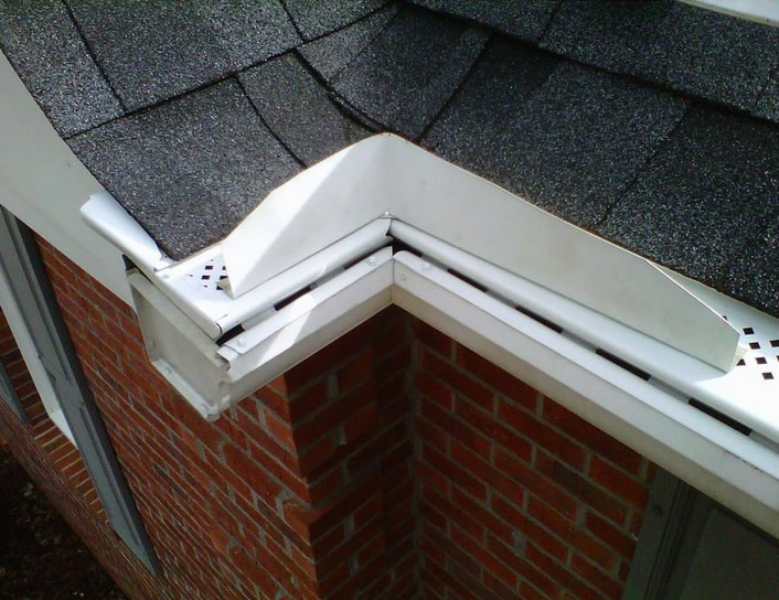 leaf proof gutters